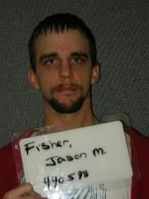 Jason Fisher mugshot